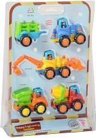 Tabu Happy Construction Vehicle (Multicolour)