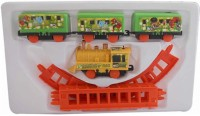 Scrazy Ben 10 Ultimate Alien Train (Green)