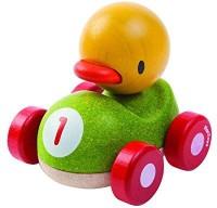 PlanToys Duck Racer Mini Vehicle (Multicolor)