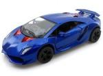 Kinsmart Cars, Trains & Bikes Kinsmart Lamborghini Sesto Elemento Blue