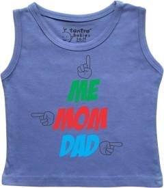 Tantra Baby Boy's Vest