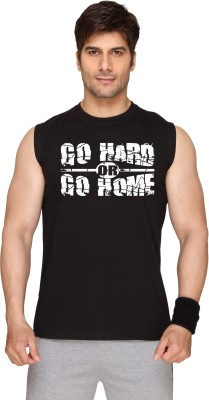 SayItLoud Printed Men's Round Neck T-Shirt