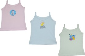 Infano Baby Girl's Vest