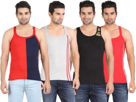 Zippy Men's Vest Pack Of 4 - VESEBSGTNQKQEZKN