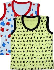 Myfaa Baby Boy's Vest
