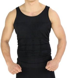 Everything Imported Slimming Tummy Tucker Body Undershirt Men's Vest