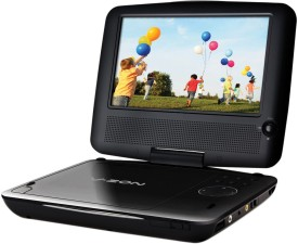 Shrih SH-0026 7 inch DVD Player