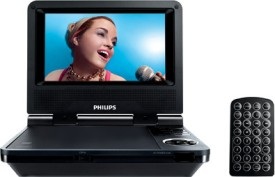 Buy Philips PET717/94 Portable DVD Player: Video Player