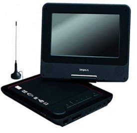 Shrih Video Player 7 inch DVD Player