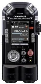 Olympus LS - 100 4 GB Voice Recorder