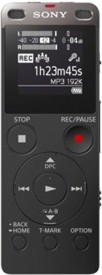 Sony ICD-UX560F/B 4 GB Voice Recorder