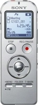 Buy Sony ICD-UX533F 4 GB Voice Recorder: Voice Recorder
