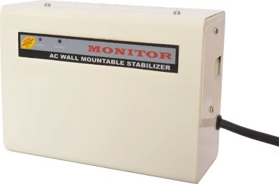 Monitor 4 KVA For 1.5 Ton AC Voltage Stabilizer