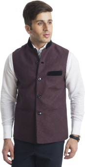 English Channel Checkered Men's Waistcoat