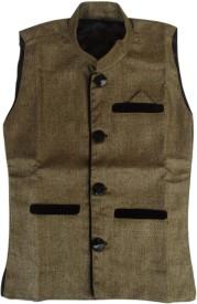 Globe Solid Boy's Waistcoat