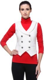 Yell Solid Women's Waistcoat