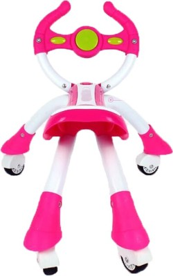 Alshaik Kids Ant Baby Walker (Pink)
