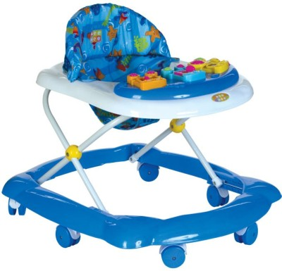 Mee Mee Walker Parents Push Handle (Blue)