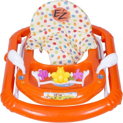 EZ' PLAYMATES BABY WALKER ORANGE (Orange)