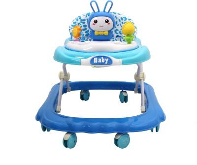 FabSeasons Sturdy Baby Walker (Blue)