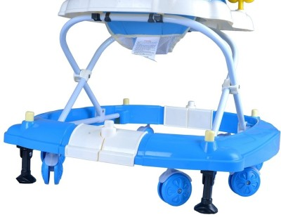 R for Rabbit Humpty Dumpty - The Safe Rocking Walker (Blue)