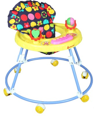 Mothertouch Limited Edition Round Walker DX (Yellow)