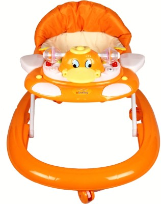 Toyhouse Duck Baby Walker (Orange)