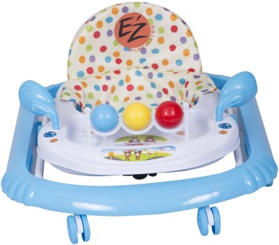 EZ' PLAYMATES BABY WALKER BLUE (Blue)