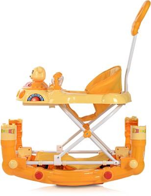Luvlap Comfy Baby Walker (Yellow)