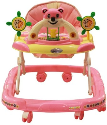 Panda Adjustable Walker (Pink)
