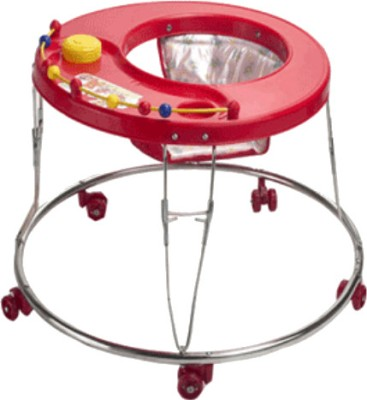 New Natraj 1001 Walker - Standard (Red)