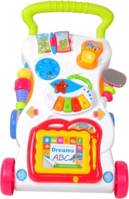 Magic Pitara Children Music Walker (Multicolor)