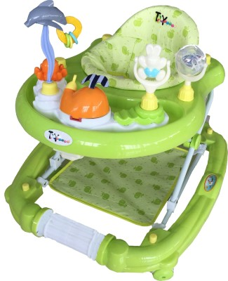 Toyhouse Dolphin Baby Walker (Green)