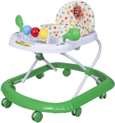 EZ' PLAYMATES BABY WALKER GREEN (Green)
