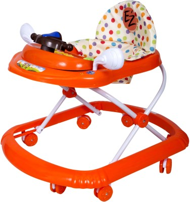 Ez' Playmates Fun Baby Walker Orange (Orange)