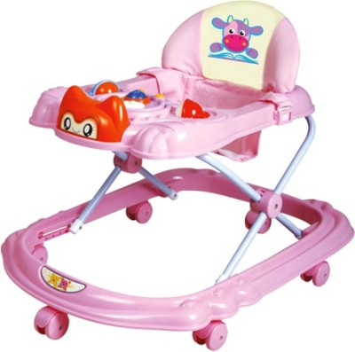 Deliababy Smily Catty Walker (Pink)
