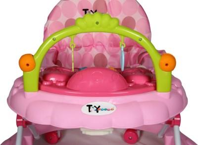 Toyhouse Rabbit Baby Walker (Pink)