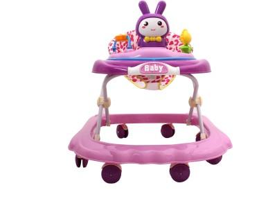 FabSeasons Sturdy Baby Walker (Purple)