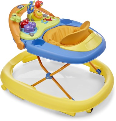 Chicco Walky Talky Baby Walker Sunny (Yellow)