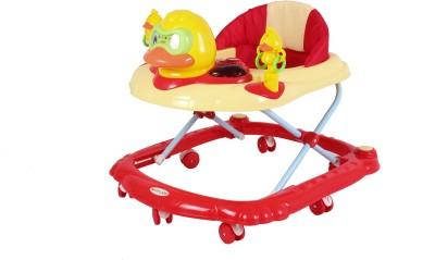 FabSeasons Sturdy Baby Walker (Yellow)