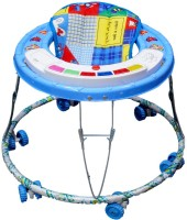 Brats N Angels Musical Baby Walker (Blue)