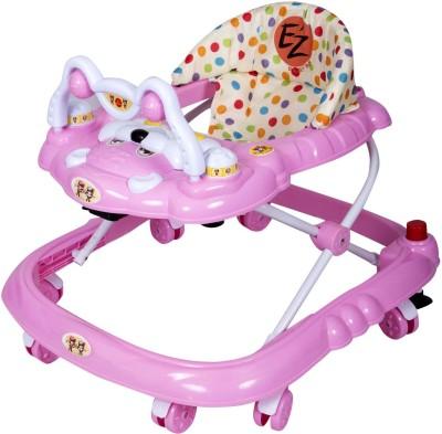 EZ' PLAYMATES BABY WALKER PINK (Pink)
