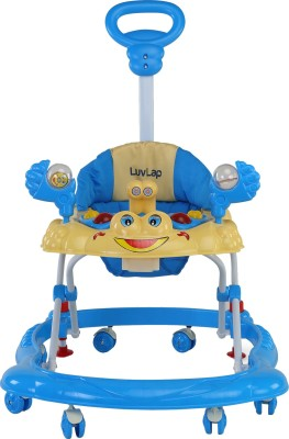 Luvlap Sunshine Baby Walker (Blue)