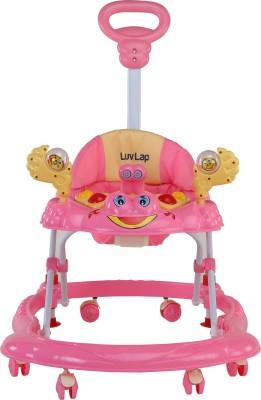 Luvlap Sunshine Baby Walker (Pink)