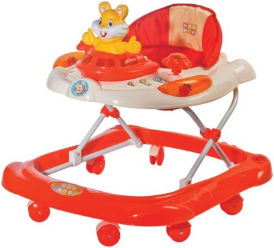 MeeMee Baby Walker (Orange)