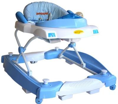 BORN BABIES BABY WALKER (Blue)
