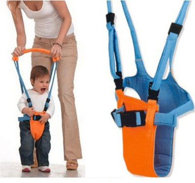 Bs Spy Baby Walking Learning Assistant Adjustable Size Safety Harness (Multicolor)