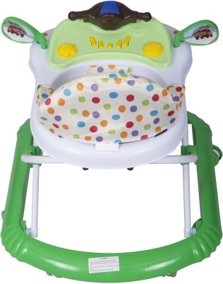 Ez' Playmates Fun Baby Walker Green (Green)