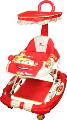 Sunbaby Baby Walker (Red)