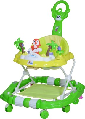 Sunbaby Birdie Rocking Walker (Green)